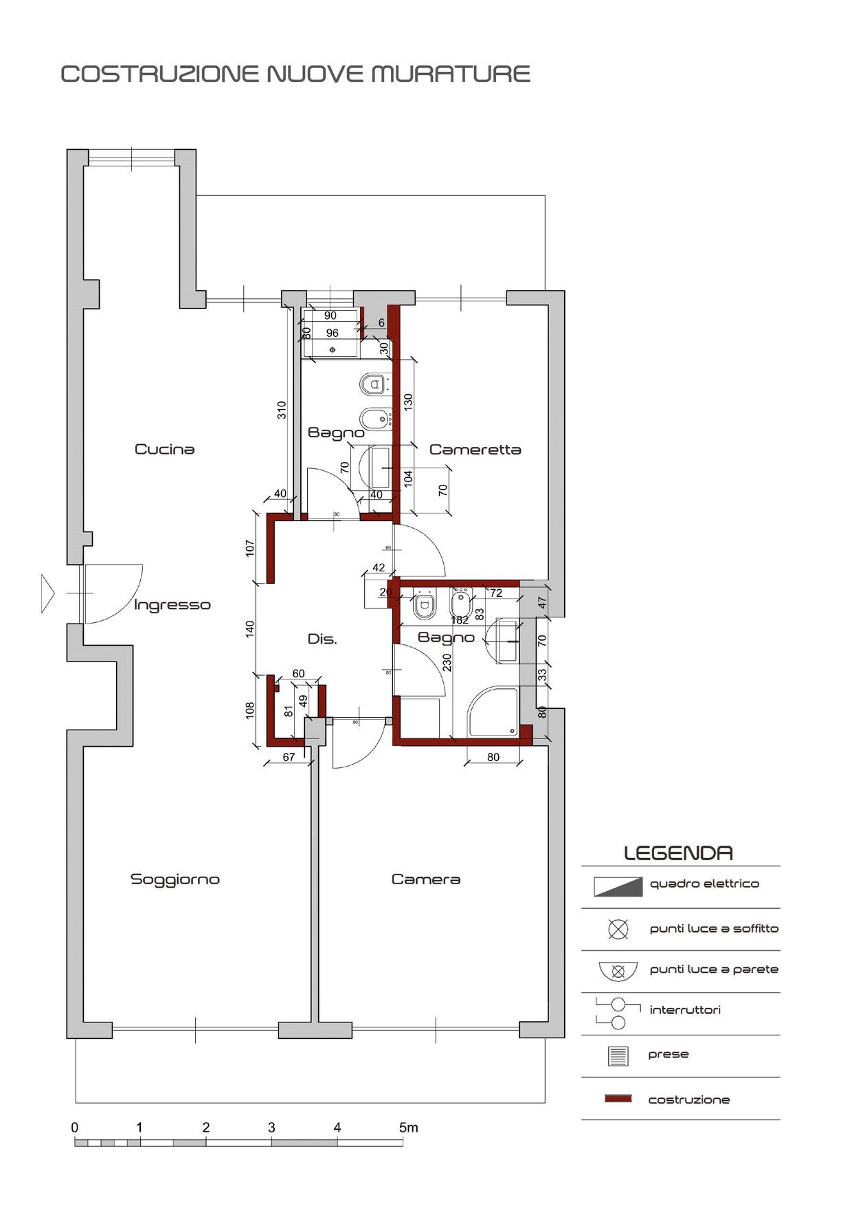 ristrutturazione-casa-torino-7 - Kreocasa - Negozio di Arredamento e Design a Torino