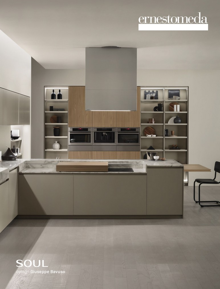 Beautiful ernesto meda cucine images for Martinelli arredamenti trento