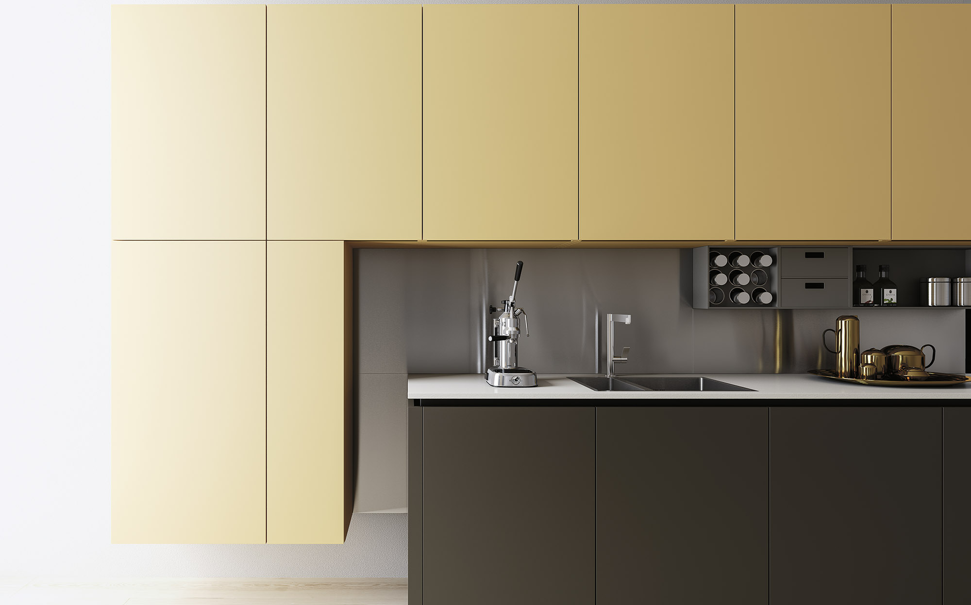 Cucine e cucine torino amazing cucina lineare moderna in - Aran cucine torino ...