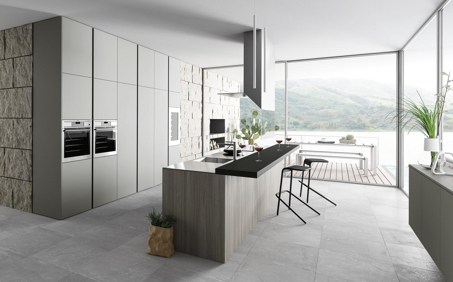 Mesons cucine torino 5 kreocasa negozio di arredamento for Cucine design torino