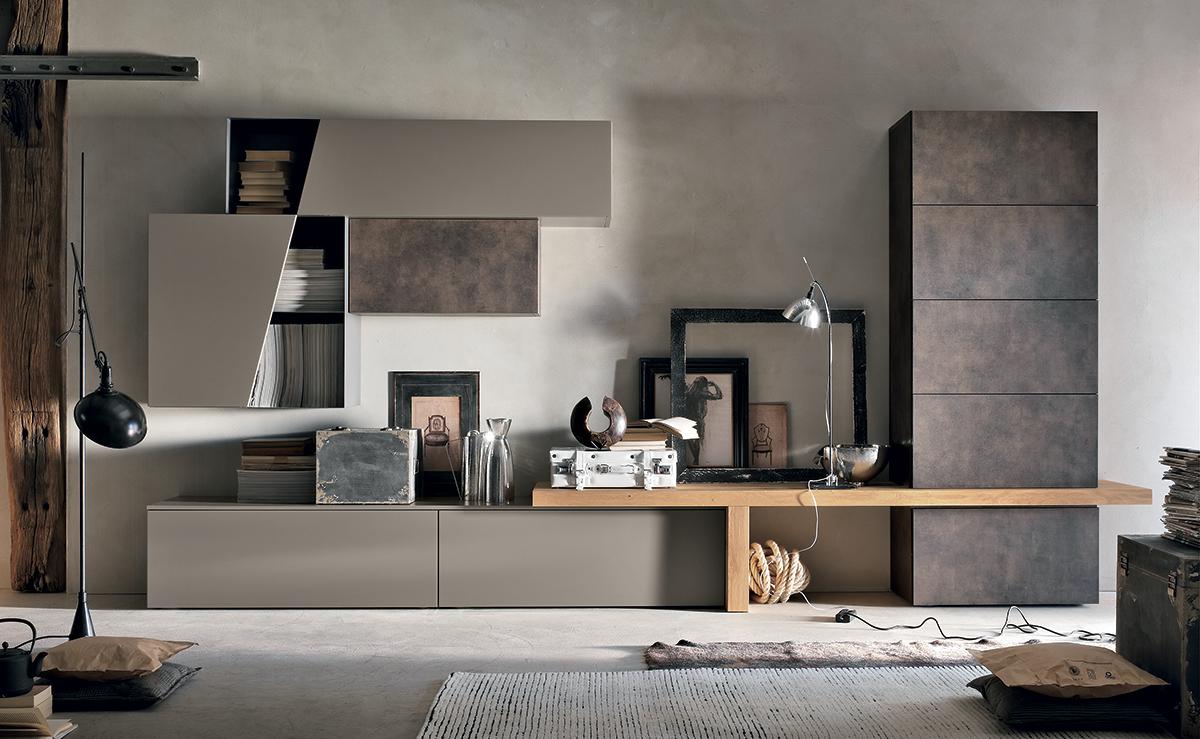 Soggiorni Tomasella Torino | Kreocasa Arredamenti e Design
