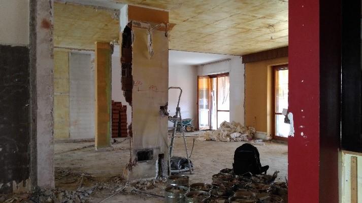 Ristrutturare appartamento di 140 mq kreocasa for Ristrutturare appartamento 75 mq