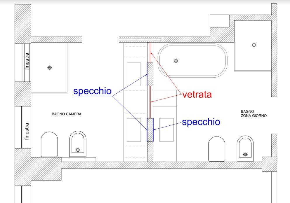 ristrutturare appartamento di 140 MQ.