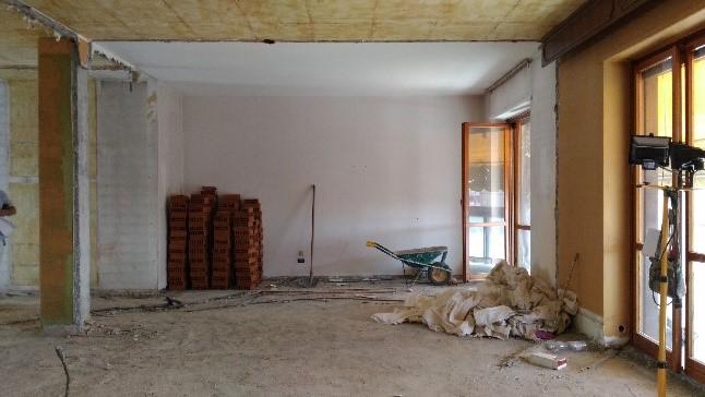 ristrutturare appartamento di 140 MQ